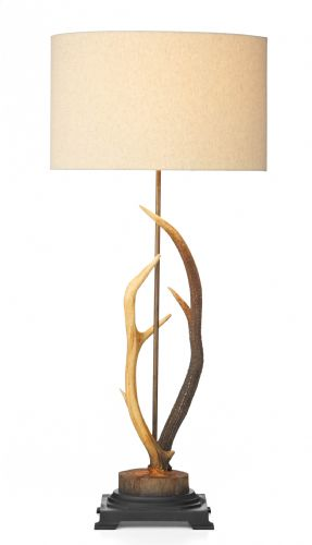 Antler 1-light Made in the Cotswolds Table Lamp ANT4229 (788961)